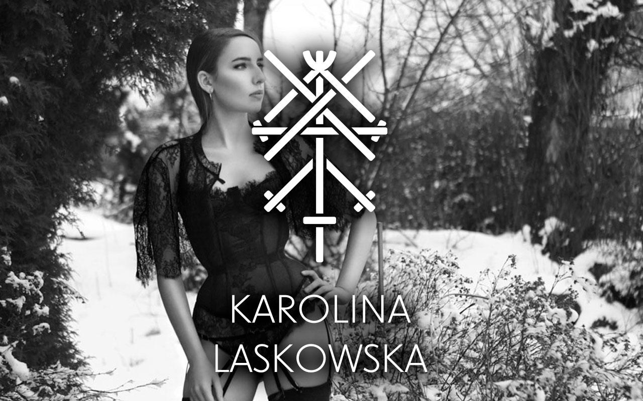 Karolina Laskowska logo